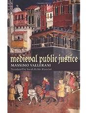 Medieval Public Justice