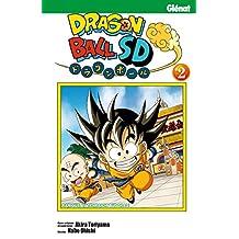 DRAGON BALL SD T.02