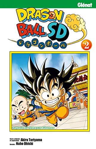 Dragon Ball SD - Tome 2 (French Edition)