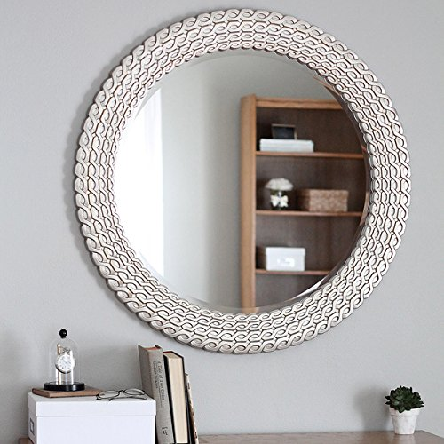 silvertone-round-link-wall-mirror-by-design-craft