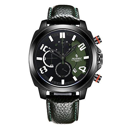 Sports Digital Men's Wrist JSA-SN015 GB Watches Stock Watch Date Waterproof Male Running