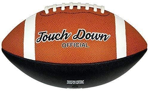 Midwest Toucher En bas PU Surface Football Américain Official/Taille Junior Ballon De Rugby