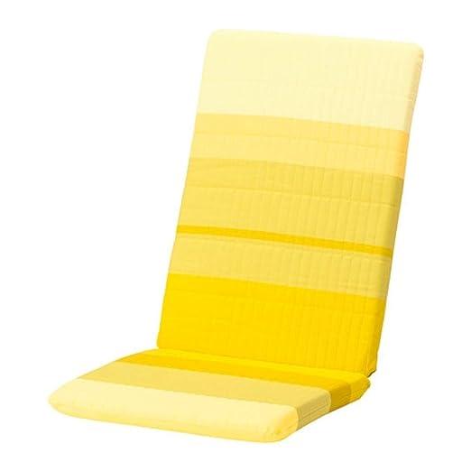 Ikea 904.164.29 - Cojín para Silla, Color Amarillo: Amazon ...