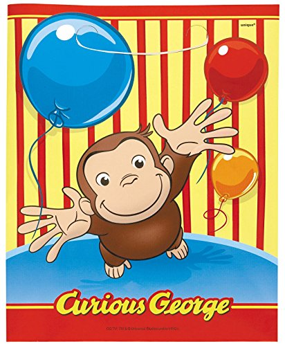 Curious George Goodie Bags, (Cute Mime Costumes Ideas)