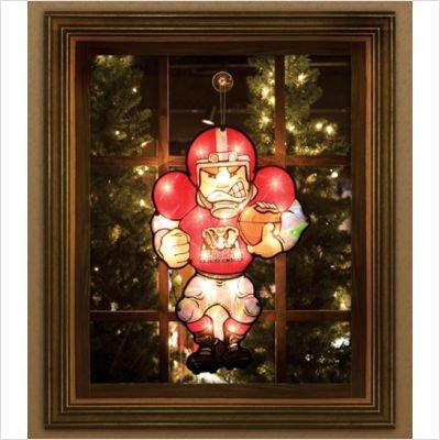 - Illinois Fighting Illini Window Light-Up Player