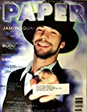 img - for Paper Magazine November 1997 - Jamiroquai on cover - Bijou Phillips - Rupert Graves book / textbook / text book