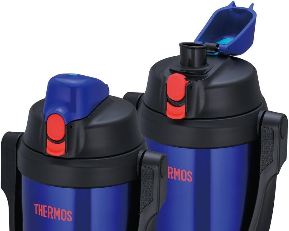 Thermos vacuum insulation sports jug 2.5L dark blue FFO-2501 DB