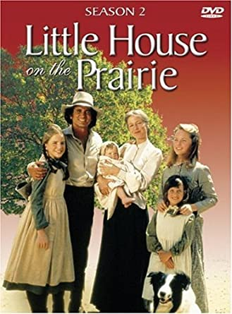 Little House On The Prairie   The Complete Season 2