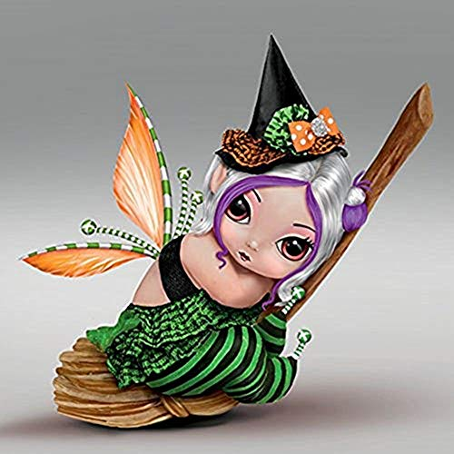 The Bradford Exchange Flights Delight Sweet Spell Dolls By Jasmine Becket-Griffith