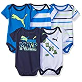 Puma Boys '5-Pack Bodysuits