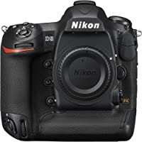 Nikon D5 DSLR Camera (Body Only, Dual CF Slots) (Certified Refurbished)