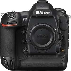 Nikon D5 DSLR Camera (Body Only, Dual XQD Slots) (Certified Refurbished)