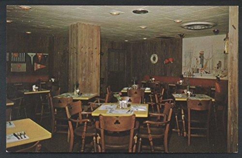 Cypress Coffee Room Restaurant Interior Hotel Louis Joliet - Joliet Louis