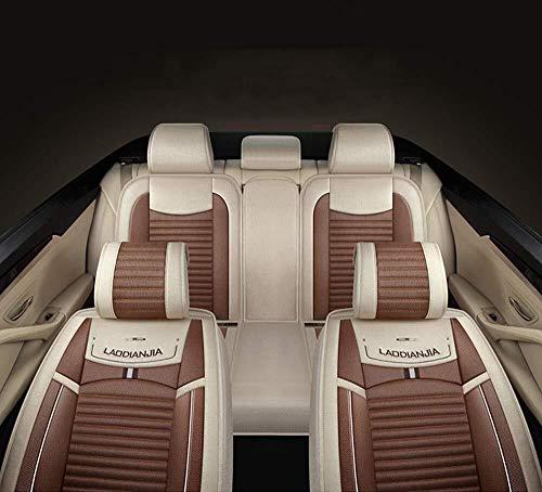 Amazon.es: Funda de asiento de coche universal Tela transpirable a ...