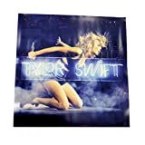 Taylor Swift Collectible: 2015 Poster 1989 LIVE NEON LITHO