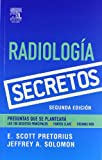 Secretos - Radiologia, Pretorius, E. Scott and Solomon, Jeffrey A., 8481749516