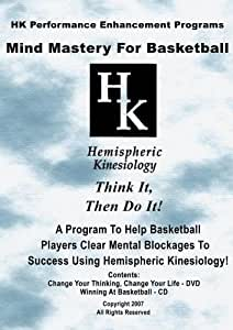 Mind Mastery For Basketball (DVD & CD)