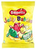 jelly baby candy - Bassetts Jelly Babies 190g Bag x2