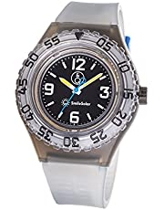 Q&Q Boys RP16J003Y Year-Round Analog Solar Powered Grey Watch