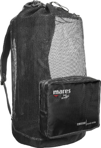 (Mares Cruise Mesh Backpack Elite (Black))
