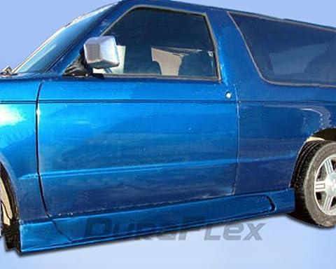 1982-1993 Chevrolet Blazer GMC Jimmy Duraflex R34 Side Skirts Rocker Panels - 2 Piece - Aero Kit Side Skirts