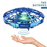 Hand Operated Drones for Kids or Adult - Interactive Infrared Induction Indoor...
