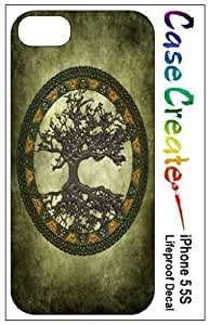Celtic Tree of Life Decorative Sticker Decal for your iphone 6 4.7 Lifeproof Case