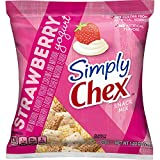 Simply Chex Snack Mix, Strawberry Yogurt, 60Count