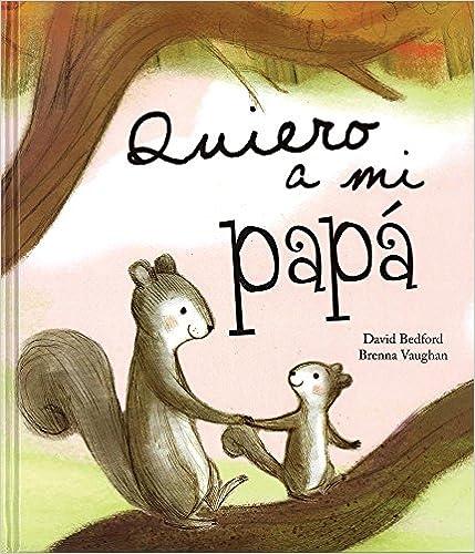 Quiero a mi papá, book cover