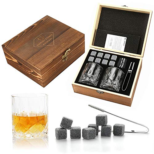 Whiskey Glasses 8 Chilling Box Best Birthday product image