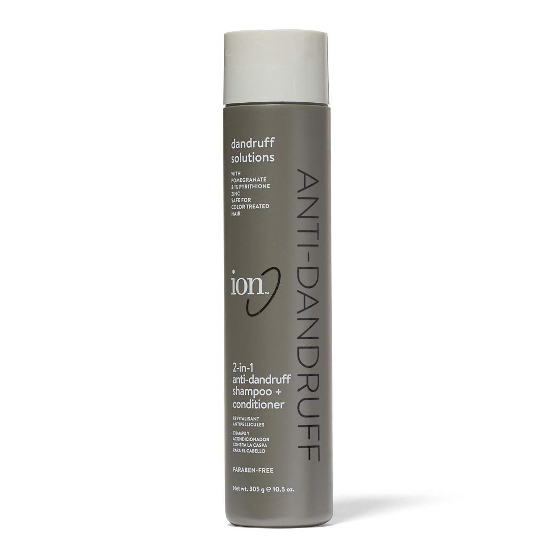 Amazon Com Ion 2 In 1 Anti Dandruff Shampoo Conditioner Beauty