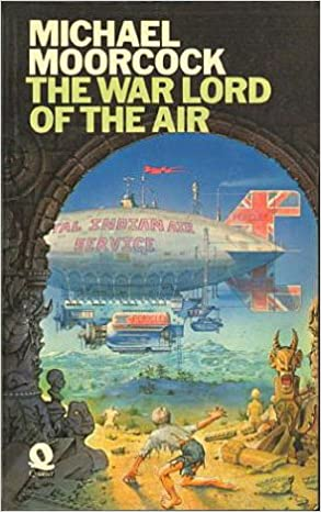 Warlord of the air amazon michael moorcock 9780879977757 books fandeluxe