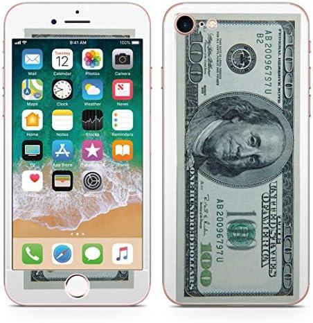 igsticker iPhone SE 2020 iPhone8 iPhone7 専用 スキンシール 全面スキンシール フル 背面 側面 正面 液晶 ステッカー 保護シール 010333 外国 通貨 お金