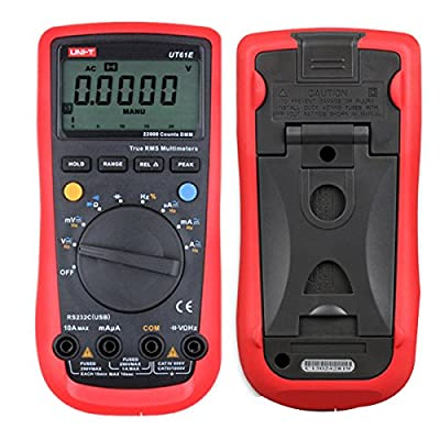 UNI-T AC/DC Modern Digital Auto Ranging Multimeter (Multitester True RMS)
