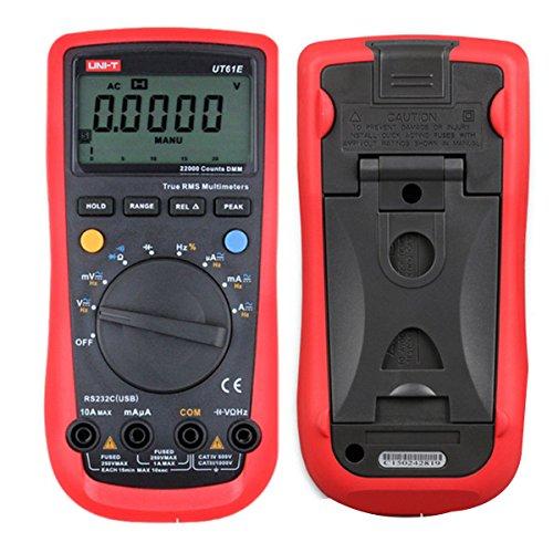 UNI-T UT61E Modern Digital Multimeters - 1