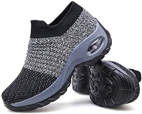 Womens Walking Shoes Sock Sneakers product image