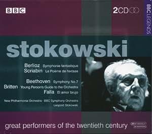 Stokowski, Leopold:  Music By