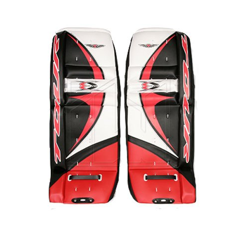 Tour Hockey Adult Evo 6000 Leg Pads (Size 36) (Leg Hockey Pro Ice Goalie)