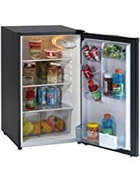 Avanti AR4446B 4.4 cu. ft. Counterhigh Refrigerator - Black