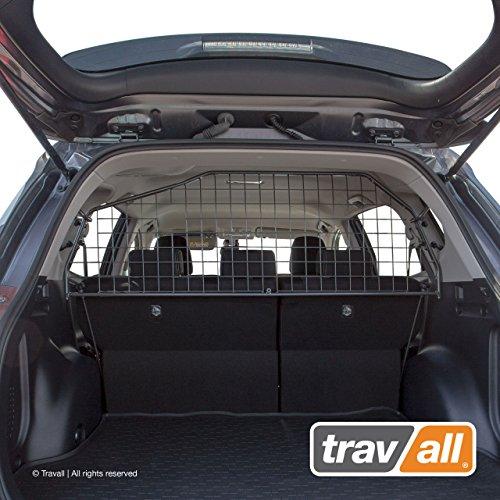 (Travall Guard Compatible with Toyota RAV4 5 Door (2012-2018) TDG1417 - Rattle-Free Steel Pet Barrier)