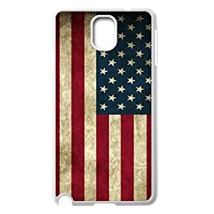 American Flag Unique Fashion Printing Phone Case for Samsung Galaxy Note 3 N9000,personalized cover case ygtg-774271