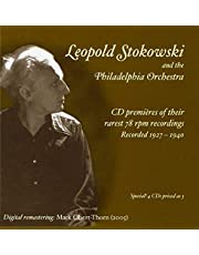 Leopold Stokowski and the Philadelphia Orchestra*4CDs for the price of 3*