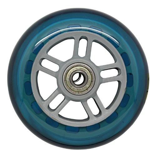 JD RAZOR 4インチ ホイール(ベアリング付) BLUE
