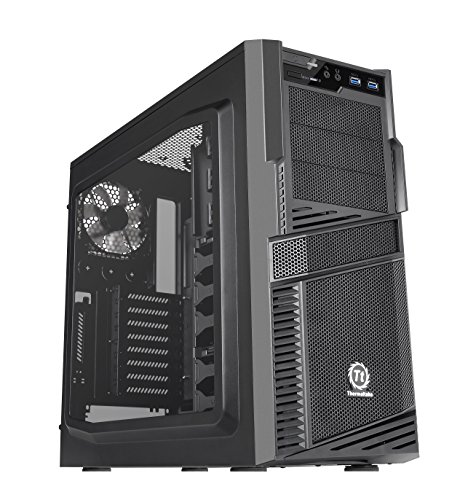 Thermaltake COMMANDER G42 Window Mid Tower Gaming Chassis PC