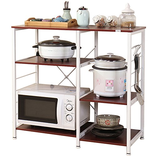DlandHome Microwave Cart Stand 35.4