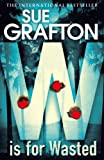 W Is For Wasted by Sue Grafton front cover