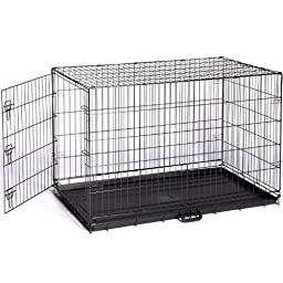 Home On-The-Go Single Door Dog Crate E435, X-Large