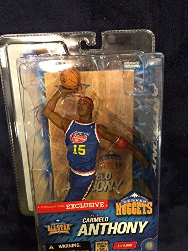 NBA All Star Retro Exclusive Sportspicks Carmelo Anthony