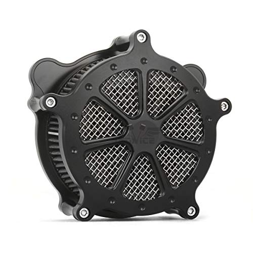 Black AIR intake system cover for harley IRON 883 XL sportster 1991-2019 air filters sportster 883 1200 Speeds 7 style