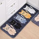 New Doormats Bedroom Kitchen Door Mats Anti-Slip Bath - Best Reviews Guide